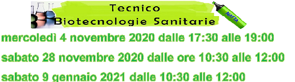Openday Biotecnologie